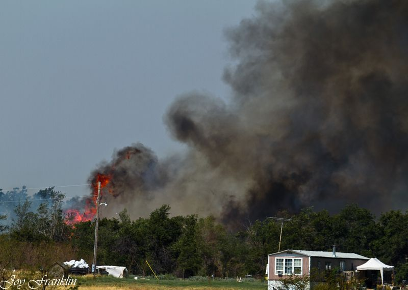 Fire in Rush Springs (1 of 1)