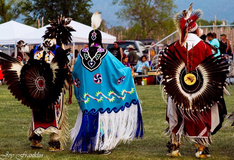 Choctaw Nation Pow WoW