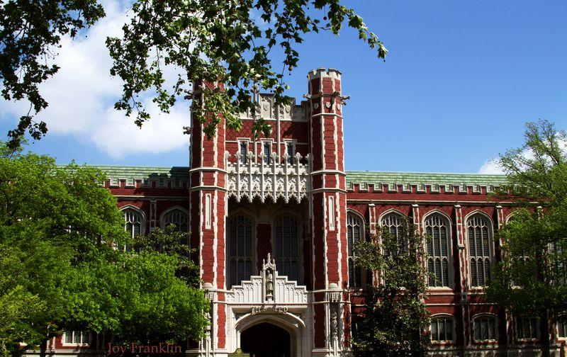 Library at The University of Oklahoma