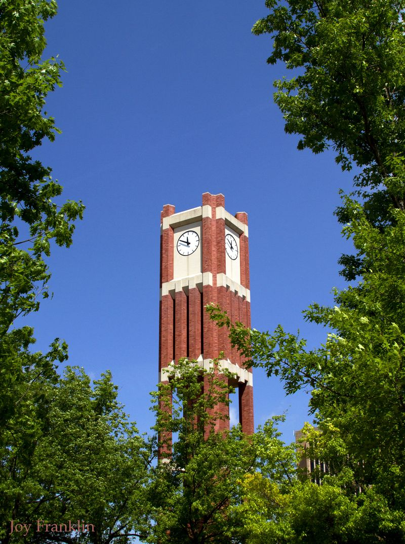 Clocktower at OU