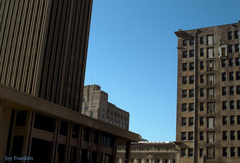 Downtown OKC Buildings