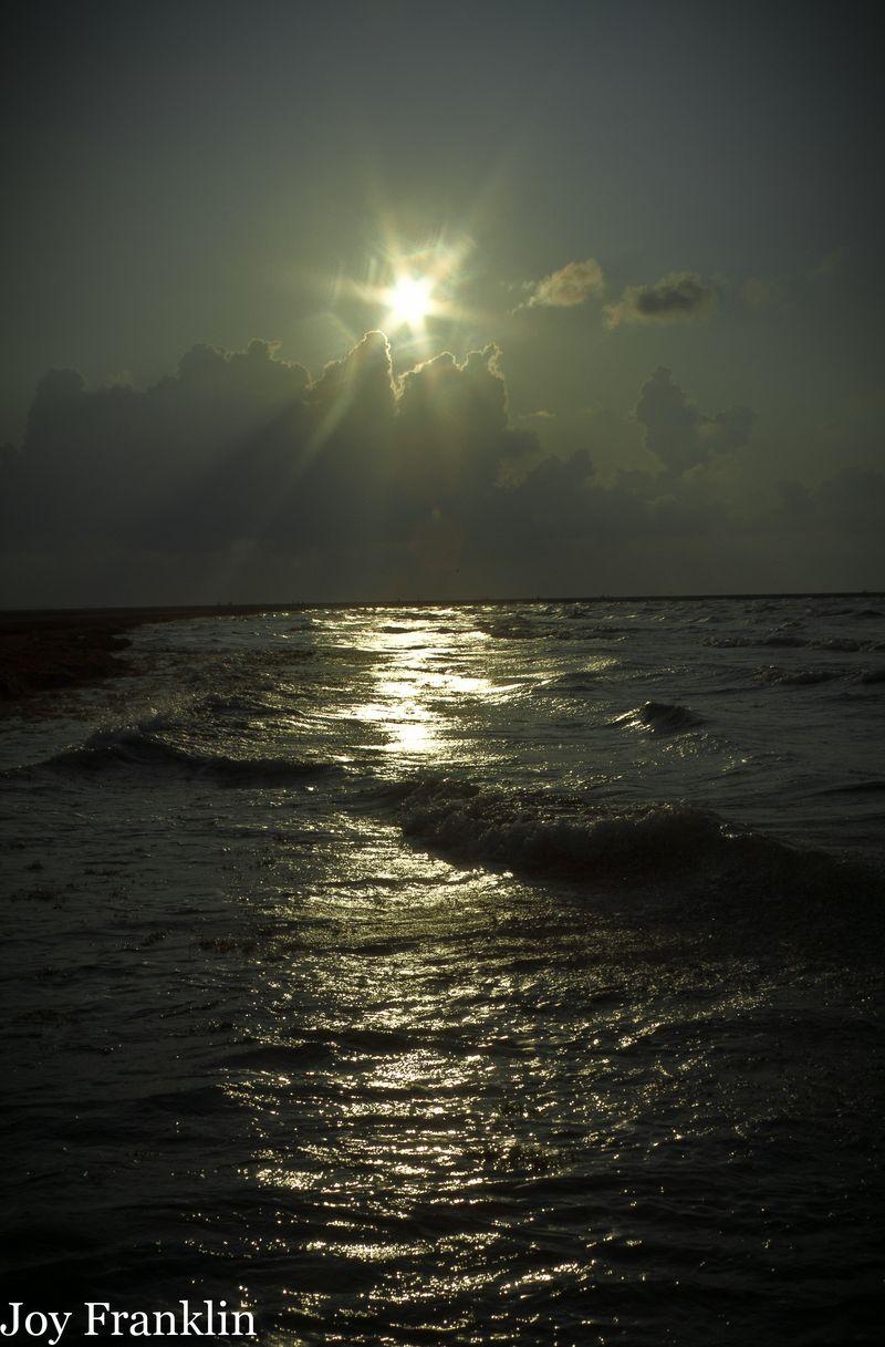 Sunrise on the Gulf (1 of 1)