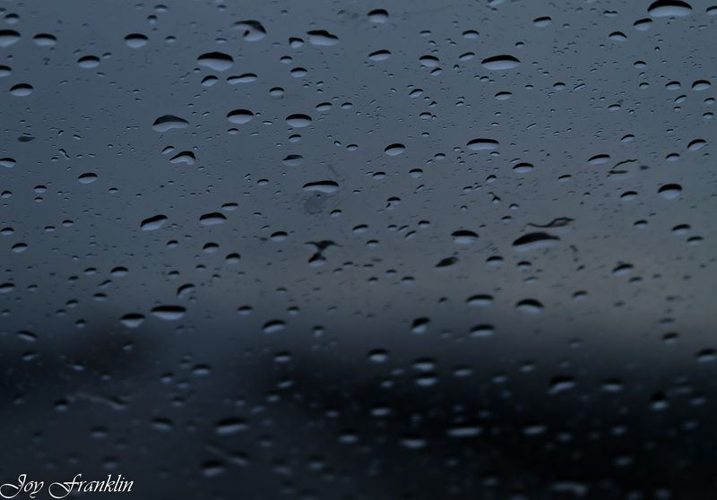 Rainy windshield (1 of 1)
