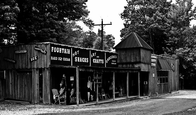 Old Store in BW (1 of 1)