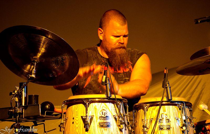Jamey Johnson Drummer (1 of 1)
