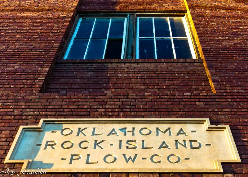 Rock Island Plow Building (1 of 1)