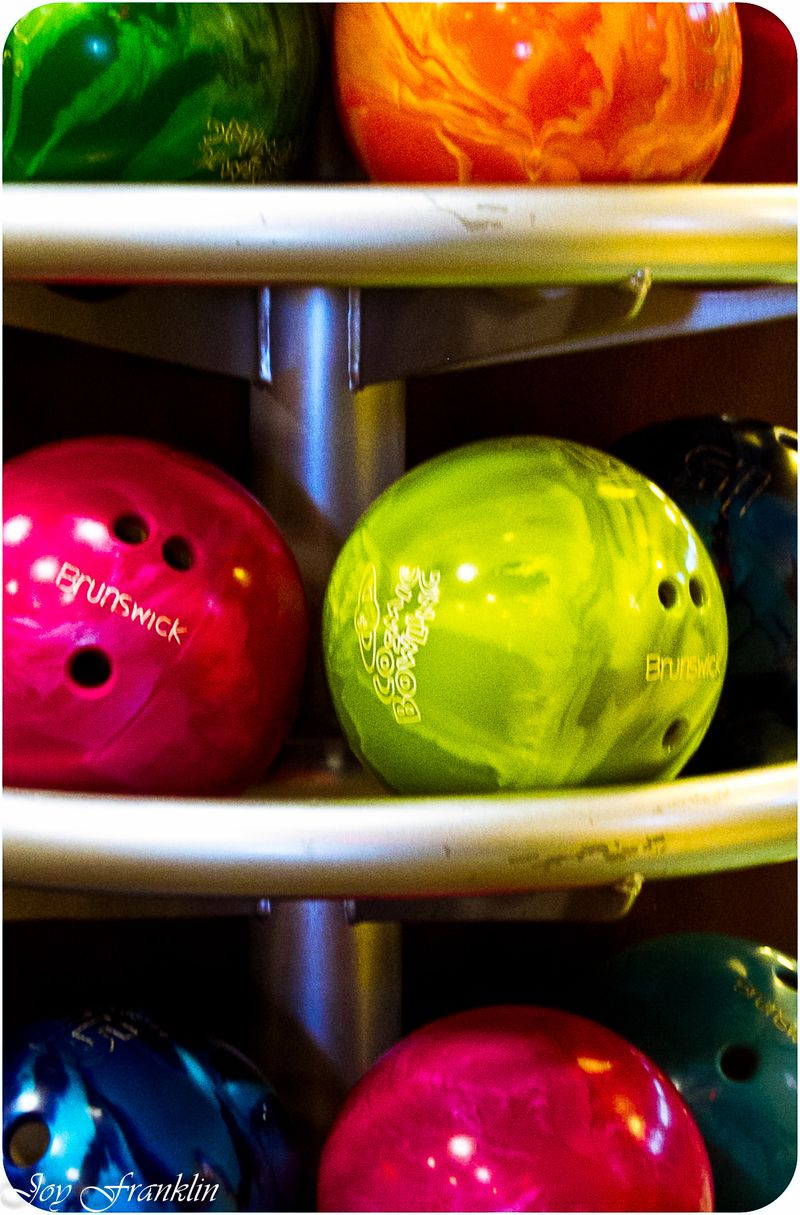 Bowling Balls (1 of 1)