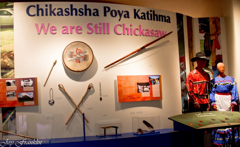 Chickasaw Cultural Center -144