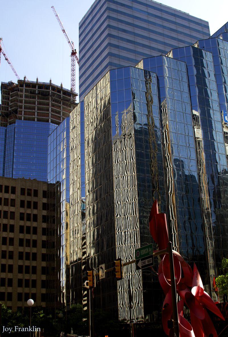Downtown OKC BOA building