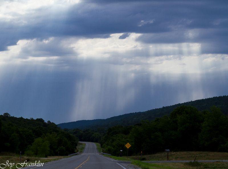 Clouds near Sardis Lake (1 of 1)