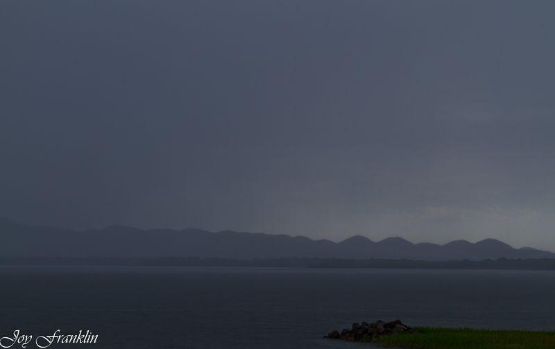 Rainy Sardis Lake 2 (1 of 1)