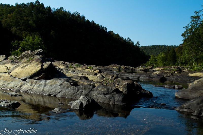 Cossatot Falls near Umpire Arkansas (1 of 1)