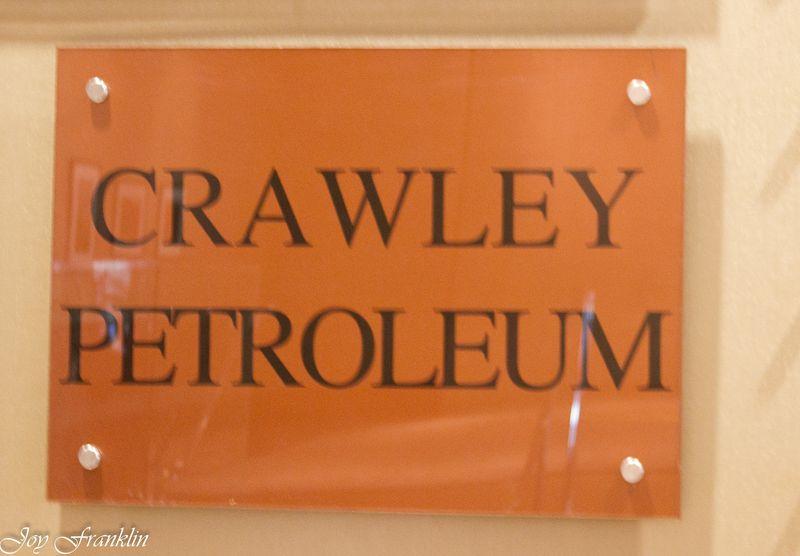 Crawley Petroleum Sponsor OKMOA-060