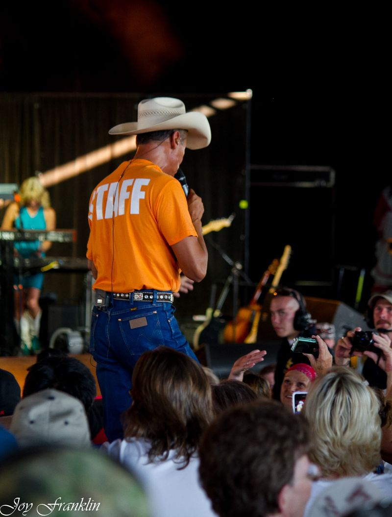 Neal McCoy at the Choctaw Labor Day Festival (1 of 1)