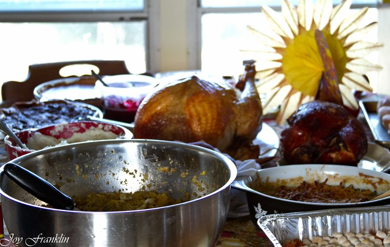 Thanksgiving Dinner 2011-016