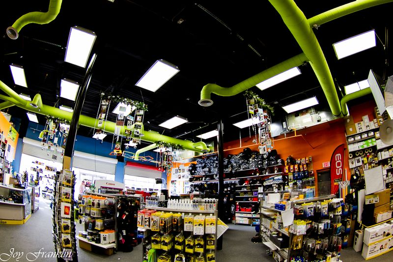 Fort Worth Camera Store -1