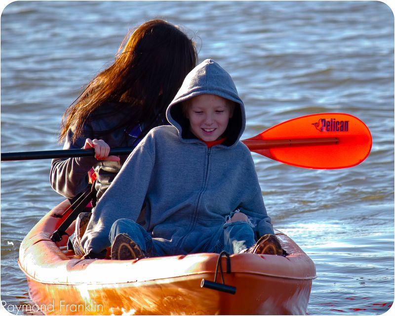 Kayaking JOY