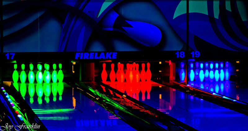 Firelake Bowling Alley  (1 of 1)