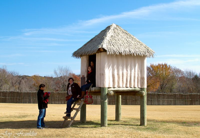 Chickasaw Cultural Center -046