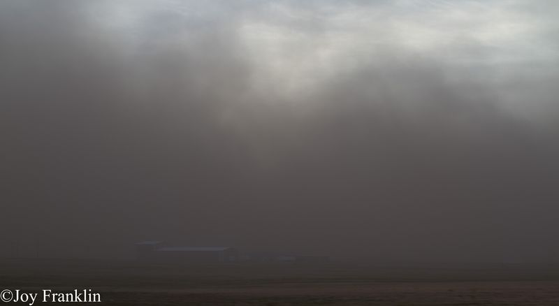 Can You See the Farm in the Dust