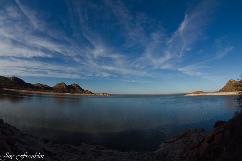 Beautiful Lake Altus (1 of 1)