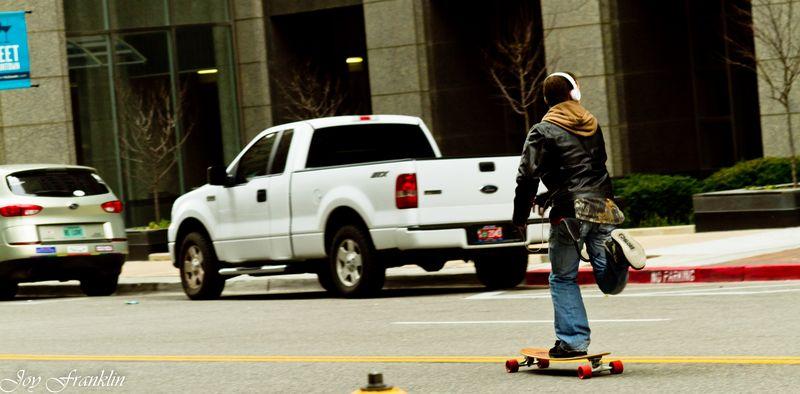 Skateboard Tulsa