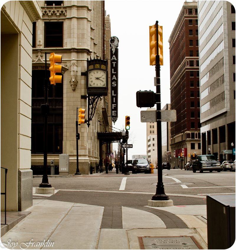 Tulsa Streetcorner