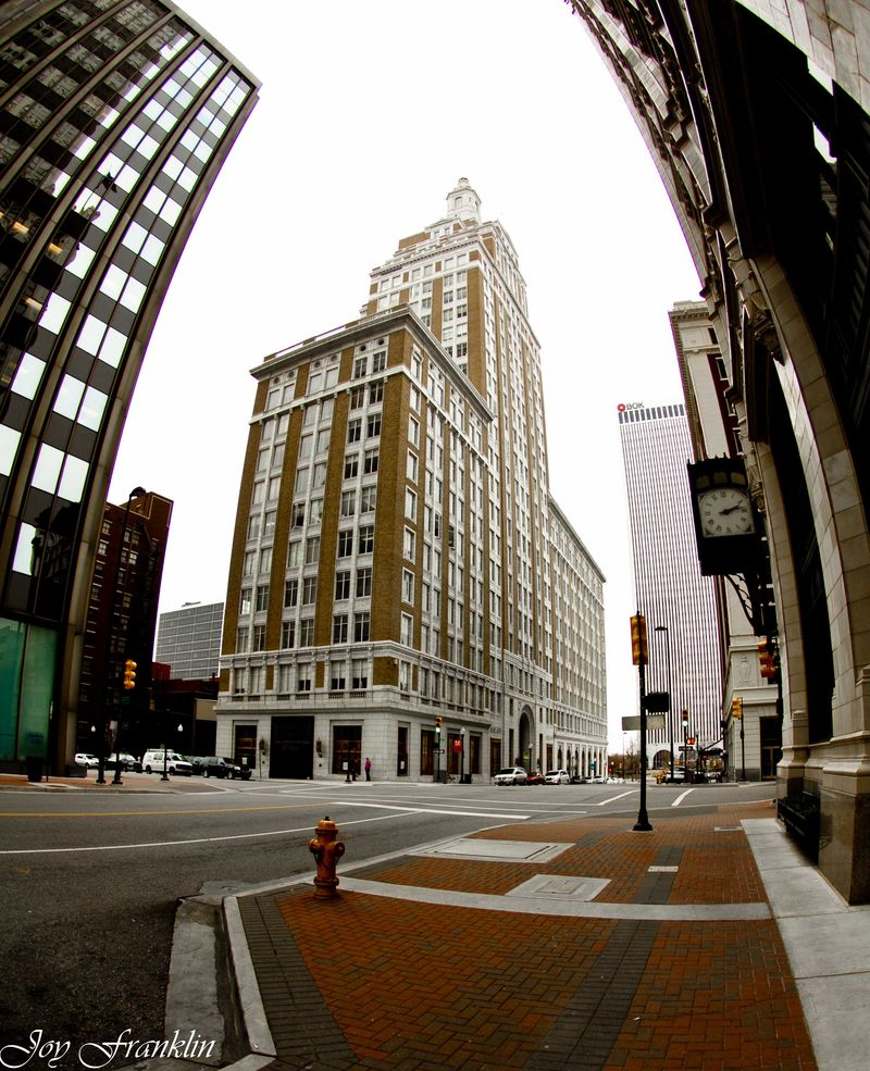 Downtown Tulsa Oklahoma