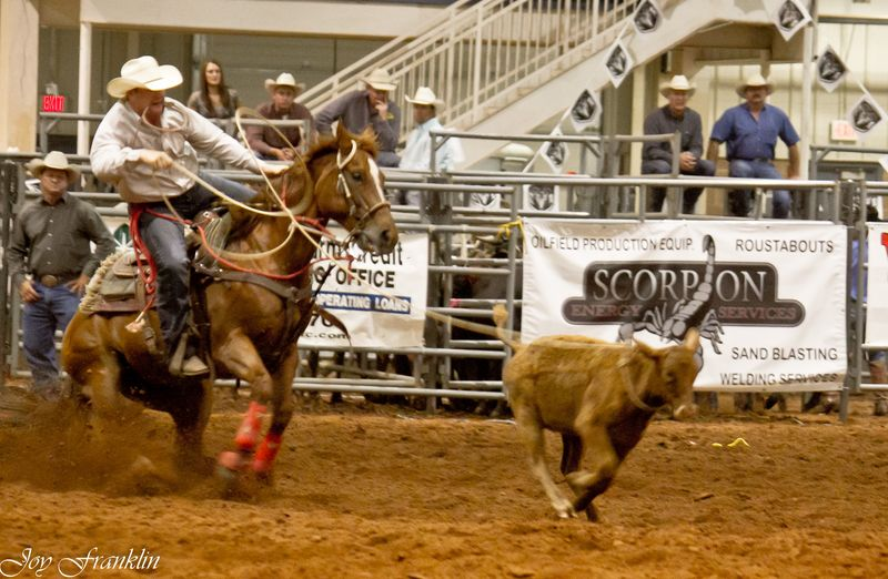 Oklahoma Rodeo Time  (1 of 1)
