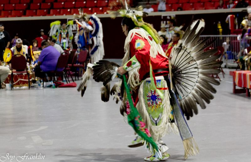 Pow Wow at OU 2 (1 of 1)