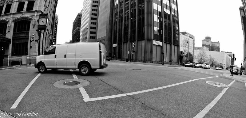 Tulsa Street Shot