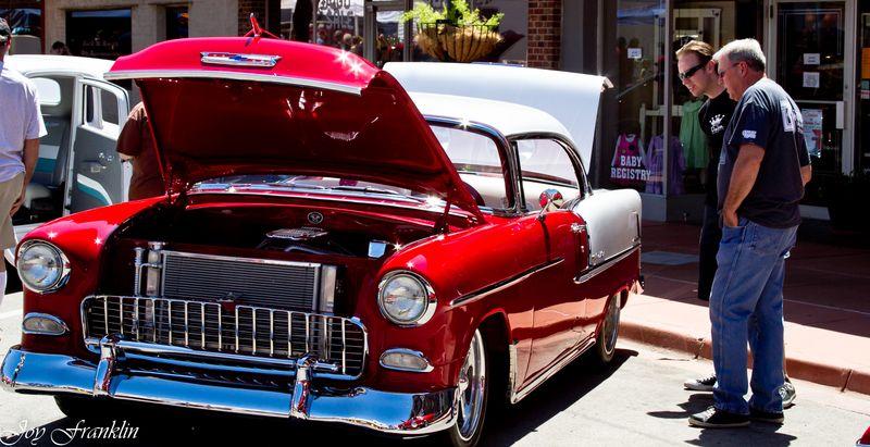 Duncan Oklahoma Car Show 2012-1