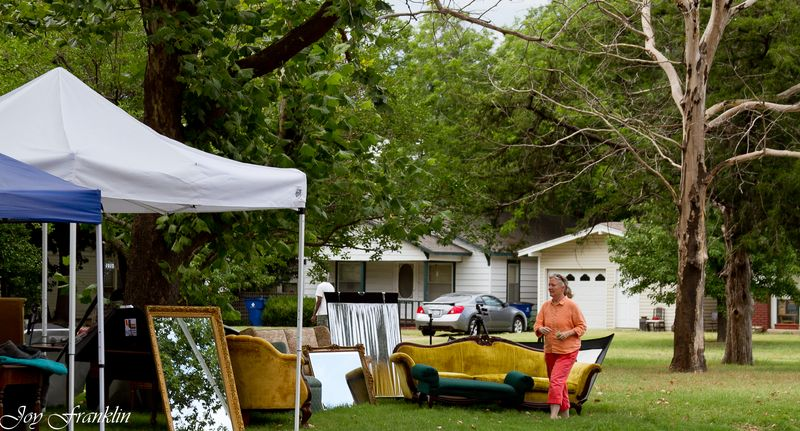 World's Largest Garage Sale Duncan Oklahoma-4136