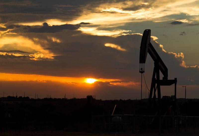 Oklahoma Sunset in Velma-4926