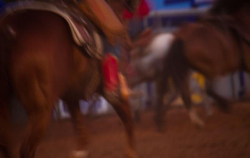 Rodeo in Rush Springs -5242