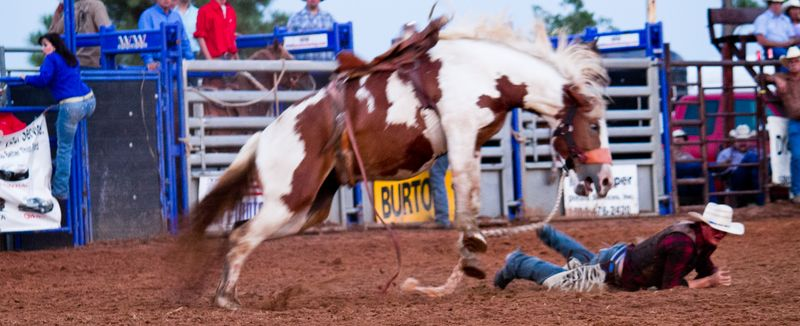 Rush Springs Rodeo -5199