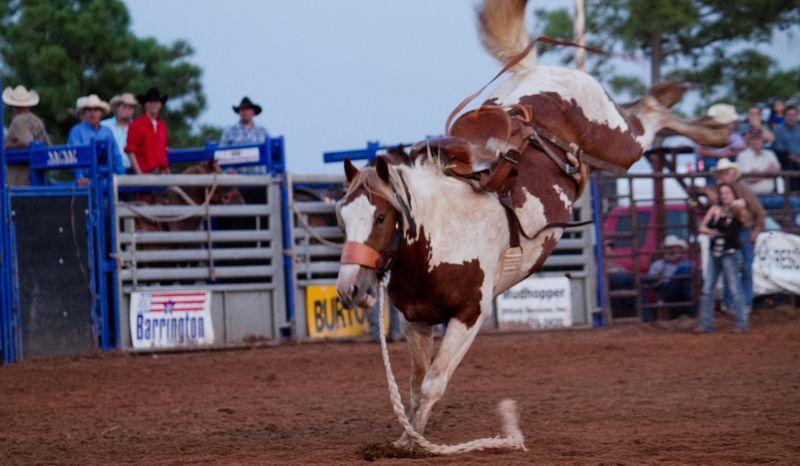 Rush Springs Rodeo -5201