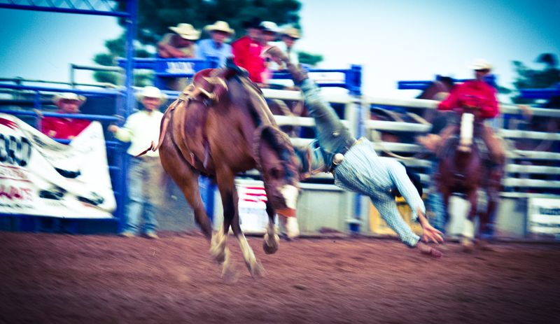 Rush Springs Rodeo -5206