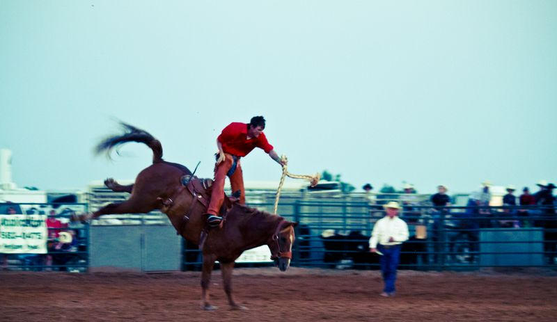 Rush Springs Rodeo -5212