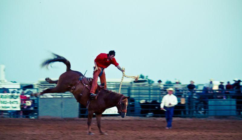 Rush Springs Rodeo -5212