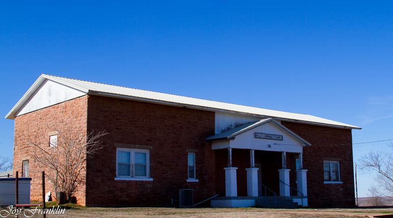 Bailey Oklahoma Church