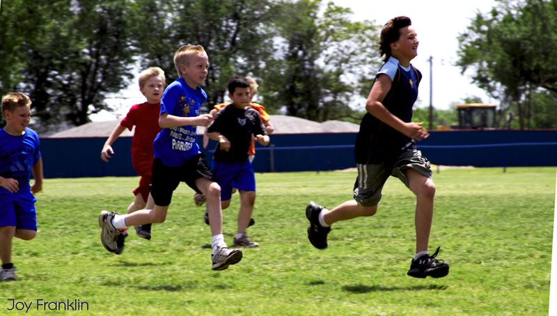 Third Grade Races