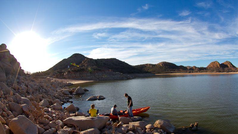 Kayaking time  (1 of 1)