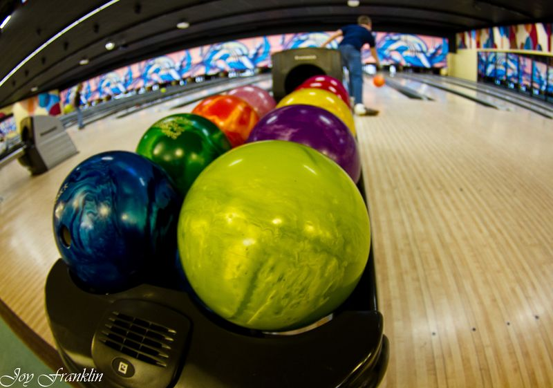 Bowling at Firelake Bowling Center in Shawnee-1