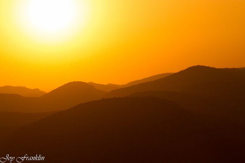 Sunset on Mount Scott-1-3