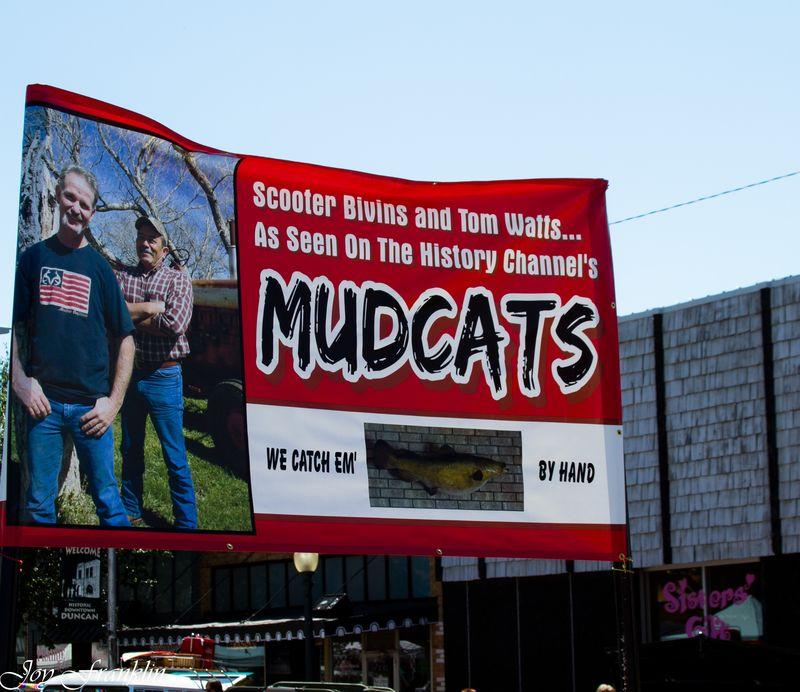 Mudcats at Duncan Oklahoma-1