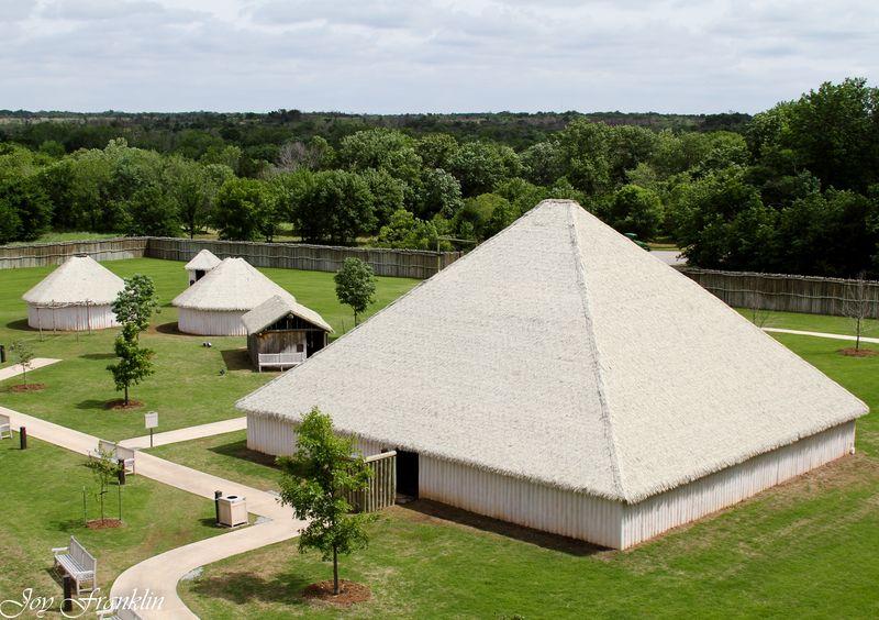 Chickasaw Village -1