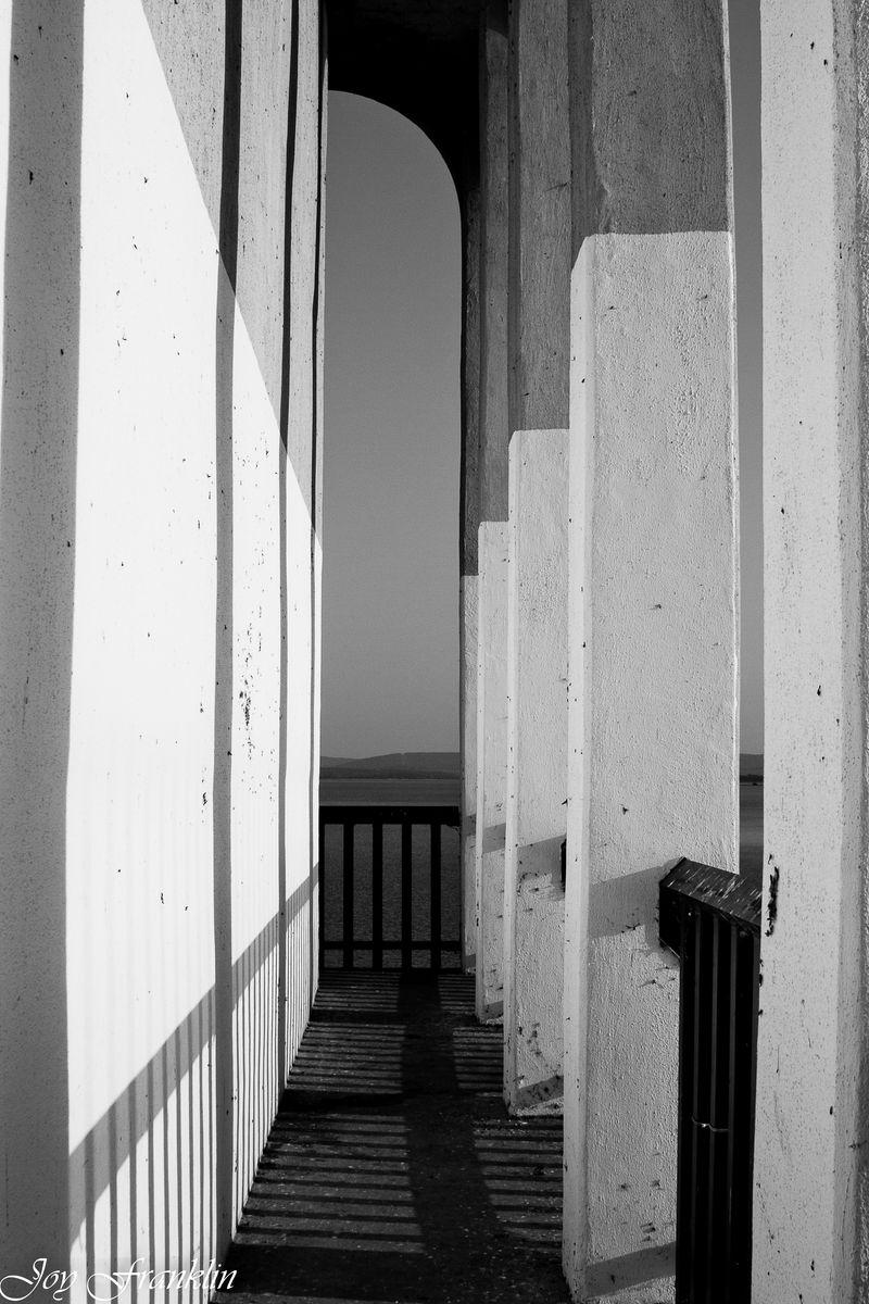 Sardis in Black and White-3416