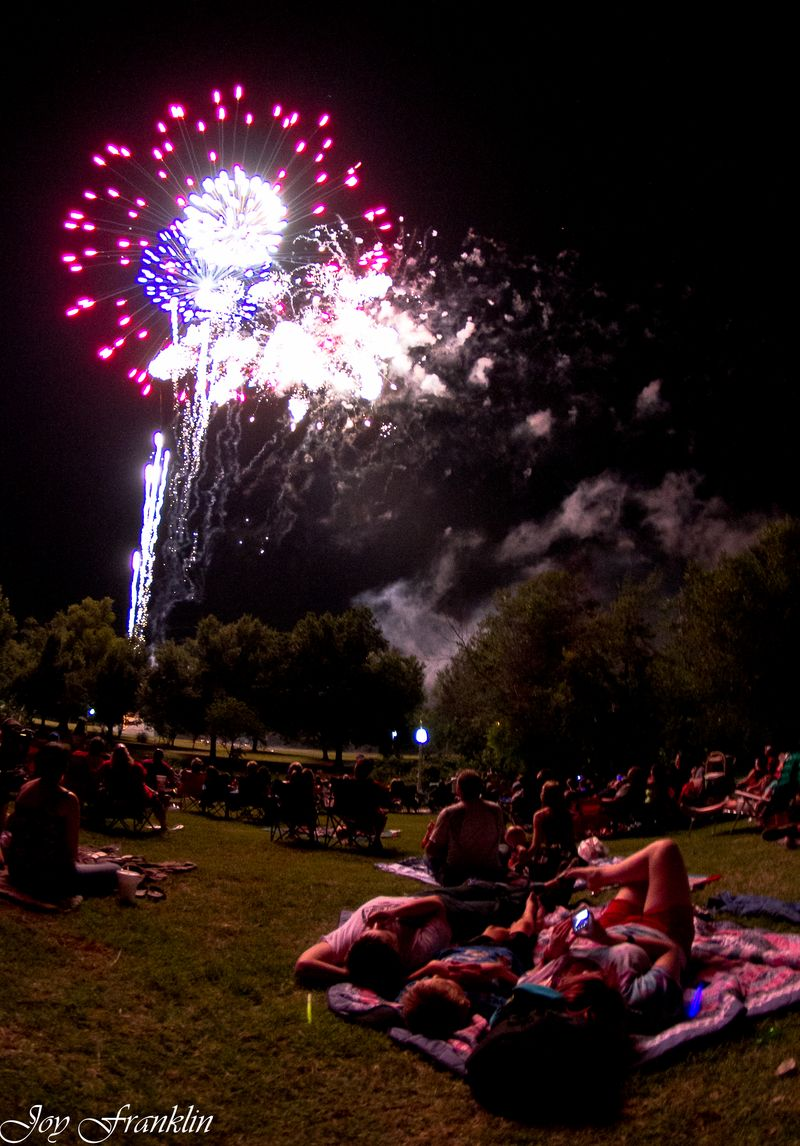 4th of July in Marlow Oklahoma -3357