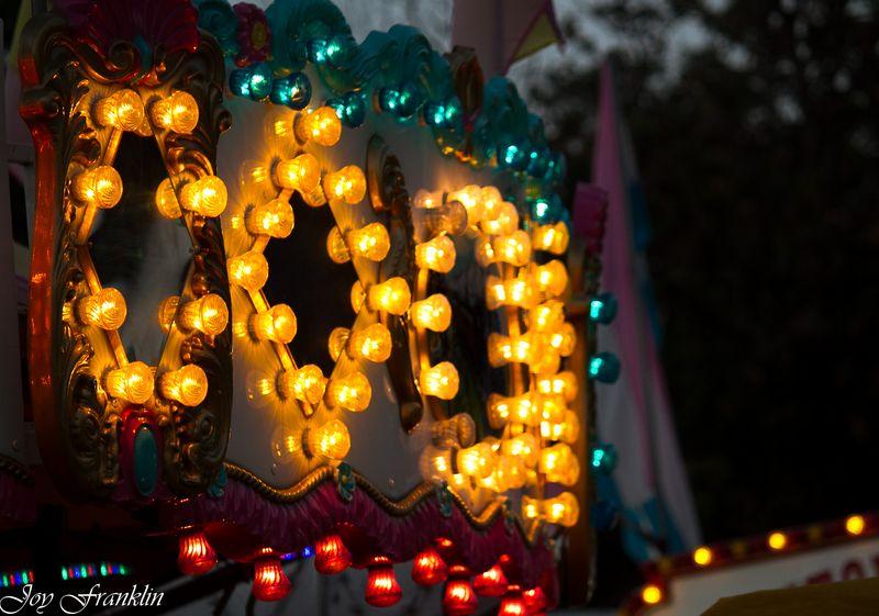 Carousel at an Oklahoma Fair-4852